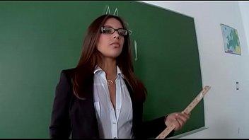 सुंदर शिक्षक कठिन पोर्न