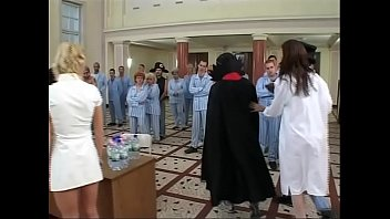 अस्पताल में गुदा नंगा नाच